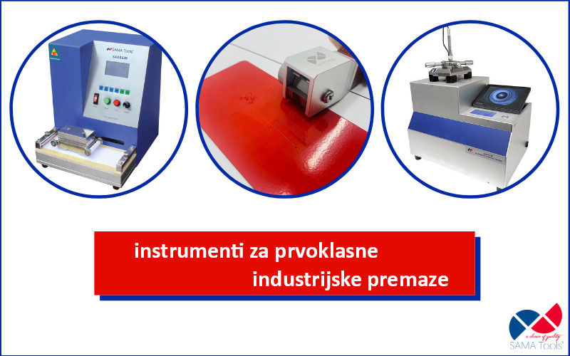 Instrumenti Za Industrijske Premaze